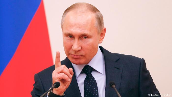 بوتين: سبب حريق كيميروفو يعود إلى الإهمال والاستهتار