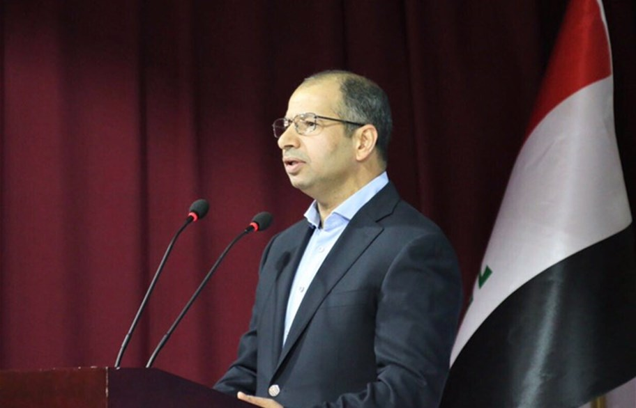 رئيس البرلمان العراقي يصل الى تركيا في زيارة رسمية