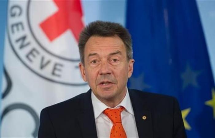 """رئيس الصليب الأحمر يدعو إلى """"المصالحة"""" فى العراق"""