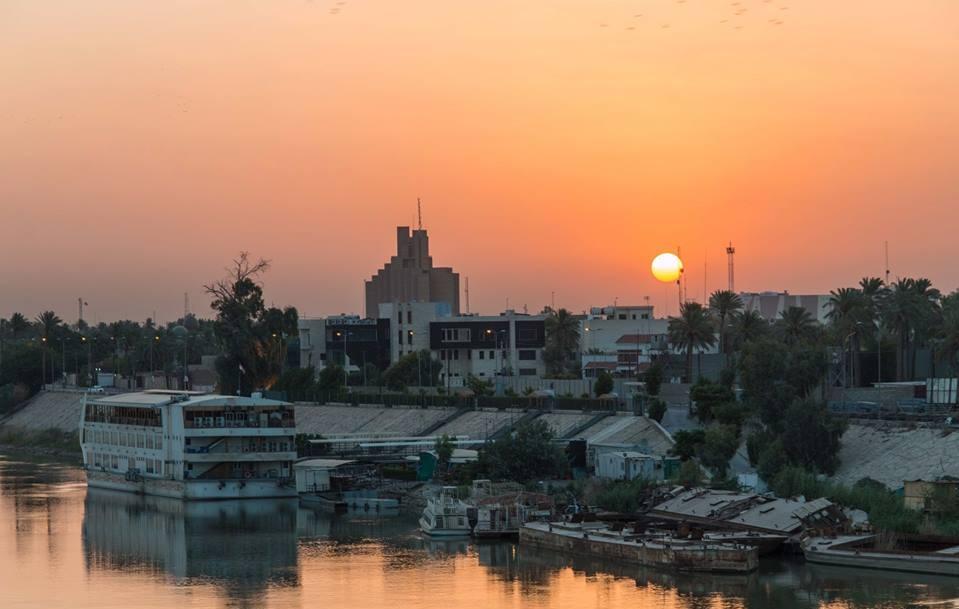 طقس الغد ربيعي معتدل في بغداد وضبابي شمال وجنوب العراق