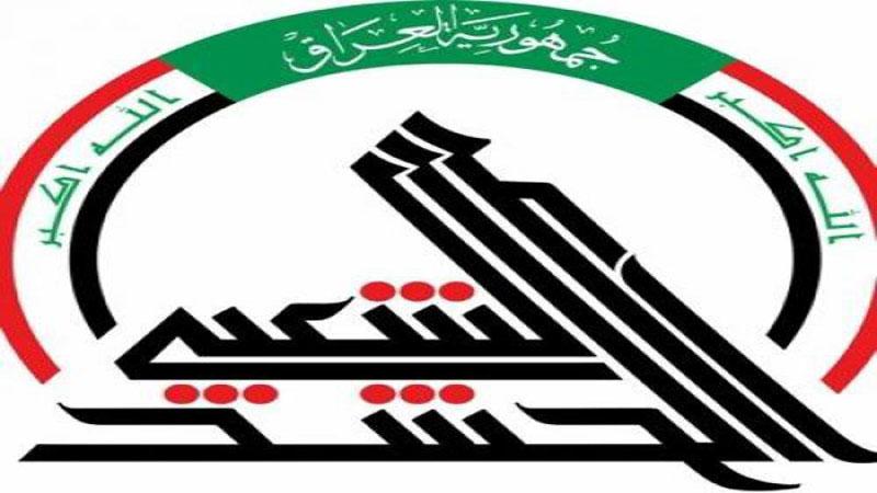بالصور التشييع الرسمي لجثمان مدير المديرية المالية بهـيئة الحشد الشعبي في بغداد
