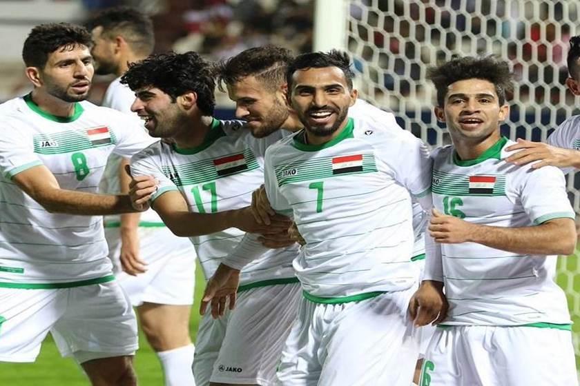 العراق يواجه لبنان وفلسطين ودياً
