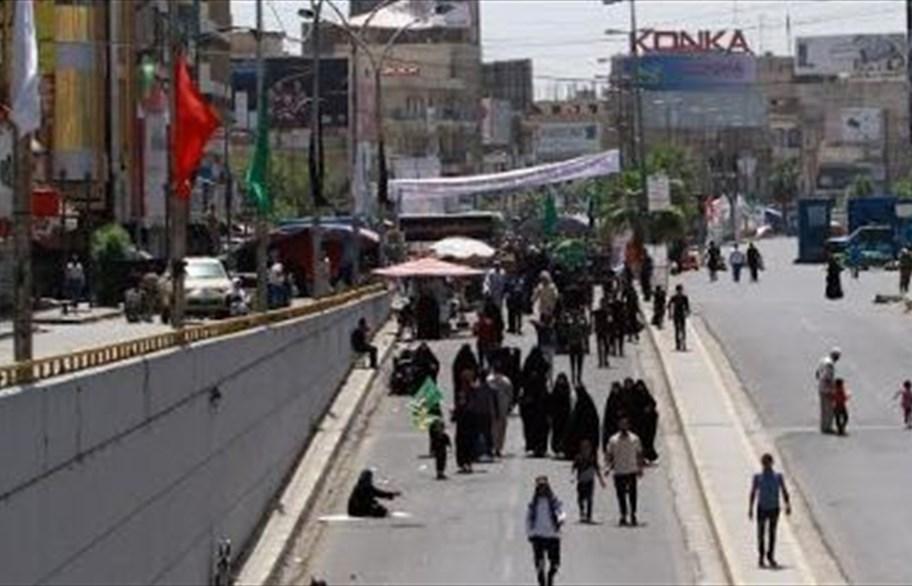 عمليات بغداد تخصص ثلاثة جسور للزائرين وتمنع دخول عجلات الحمل