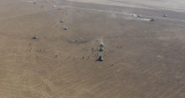 قوات الحشد الشعبي تشرع بعملية واسعة لتطهير جبال مكحول والصينية