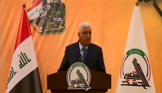 الفياض: الامداد الشعبي الذي حقق النصر موجود وسننهض به الى عراق التقدم والازدهار