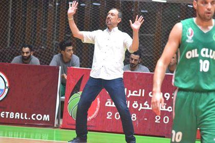 اتحاد السلة يسمي يحيى مساعداً لدارين بتصفيات المونديال