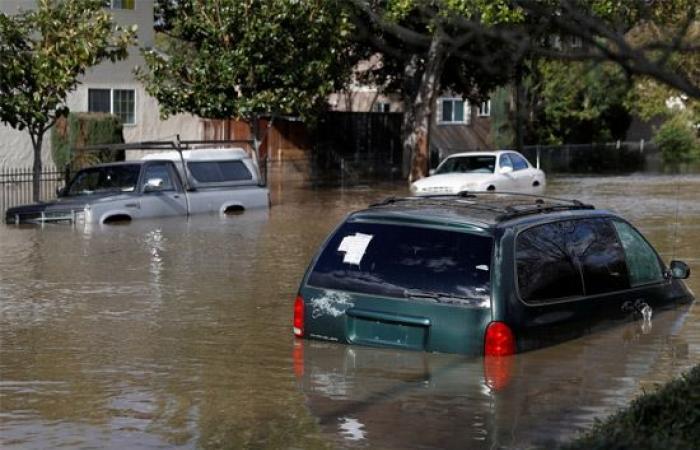 مصرع 4 اشخاص جراء الفيضانات في دهوك