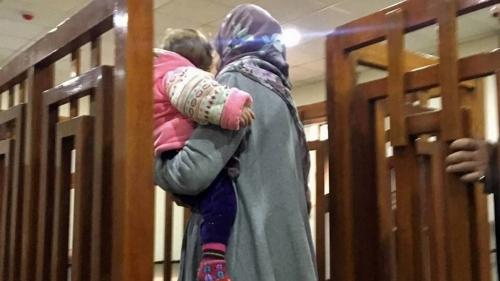 """فرنسية تلحق زوجها الداعشي لبحثه عن """"حور العين"""" في العراق"""