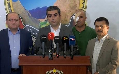 محافظ دهوك: {صدام} اشعل السجن وقتل النزلاء