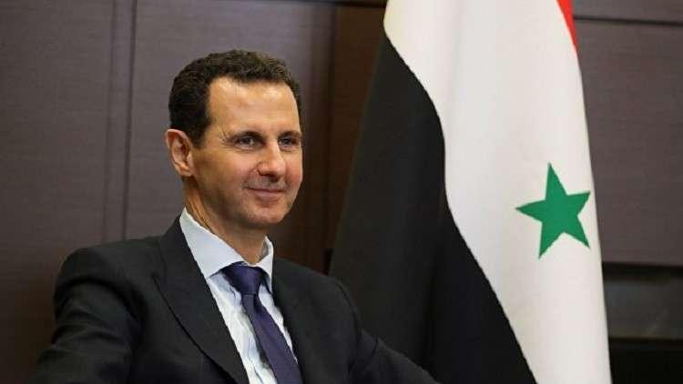 """الأسد: الحديث عن انسحاب """"حزب الله"""" من سوريا سابق لأوانه"""