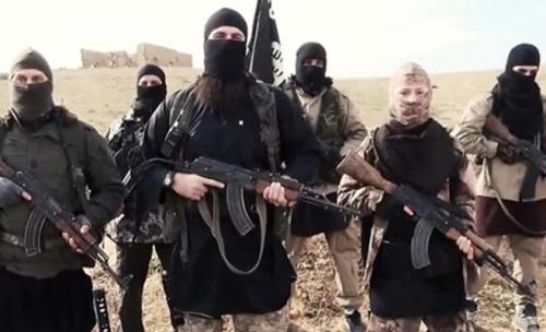 """مقتل صاحب """"الرداء الاسود"""" لداعش في كركوك"""
