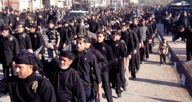 الحشد يفكك خلية إرهابية كانت تخطط لاستهداف المواكب الحسينية في ديالى