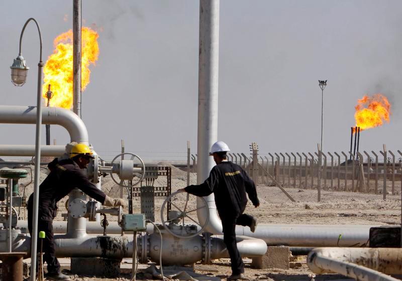 النفط تعلن عن الاحصائية النهائية للصادرات النفطية لشهر آب الماضي