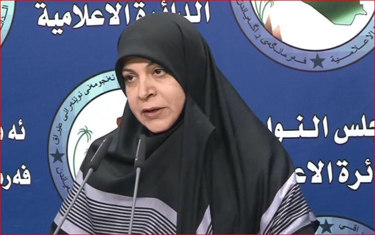 الفتلاوي تعلق على أنباء ترشيحها لحقيبة الثقافة في حكومة عبد المهدي
