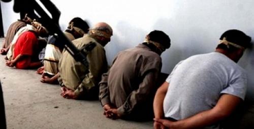 القبض على 7 مطلوبين في النجف أحدهم هارب من سجن بادوش