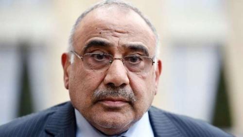 عبد المهدي للعمليات المشتركة يجب تأمين الحدود مع سوريا بشكل كامل
