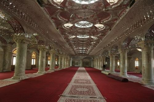 مسؤول ايراني تقديم الخدمات في 1000 نقطة بالعراق وإيواء 1.7 مليون زائر خلال الاربعين