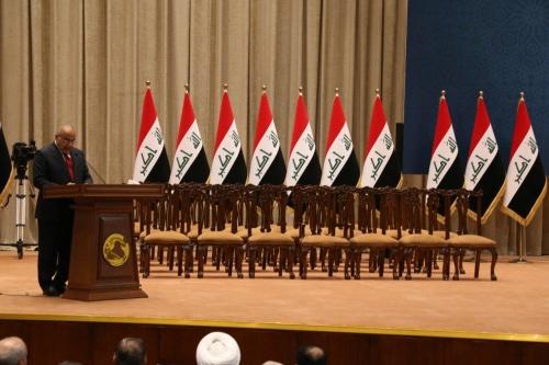 خبير قانوني حكومة عبد المهدي أصبحت دستورية
