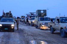 قاطع عمليات شرق الأنبار للحشد يطلق عملية واسعة من صحراء الكرمة إلى جزيرة سامراء