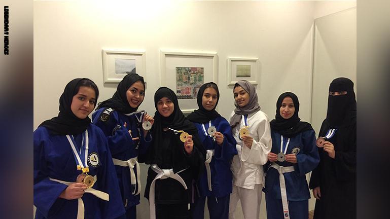 للمرة الأولى.. إقامة أول بطولة نسائية للدفاع عن النفس في السعودية