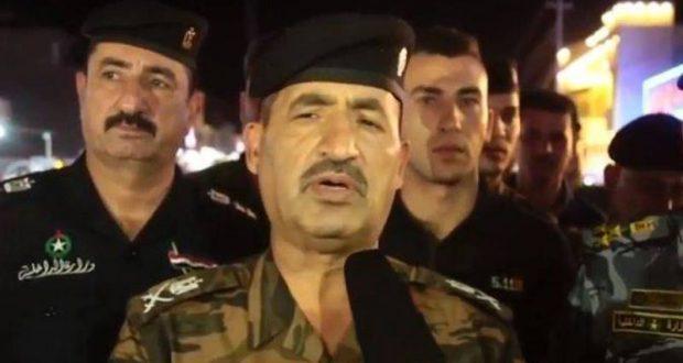 قائد شرطة صلاح الدين: هناك تنسيق عال مع الحشد الشعبي وما حصل امس سوء فهم