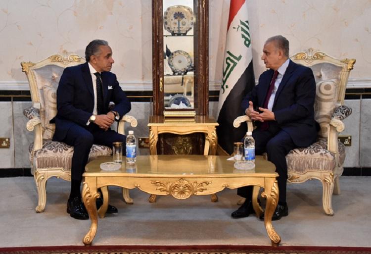 السفير المصري :يعتذر عن احتجاز وفد اعلامي عراقي في القاهرة