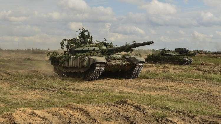 وحدات الجيش الروسي تتزود بدبابات مطورة (فيديو)