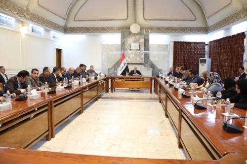 النصر ينتقد عبد المهدي ويبحث اليوم تقديم مرشحين للحكومة