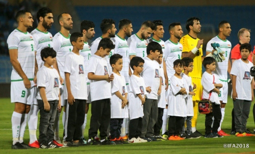 بالأسماء.. القائمة الأولية لمنتخب العراق في كأس آسيا 2019