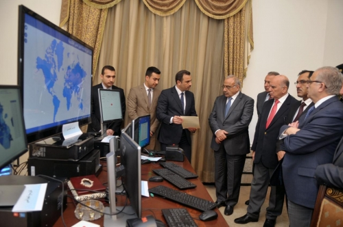 الأمن الوزاري يناقش مشروع منح الفيزا الالكترونية ووضع نينوى