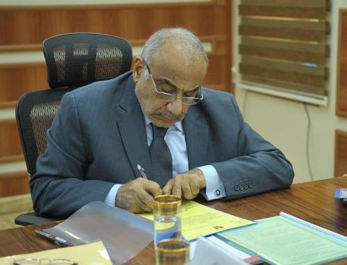 عبد المهدي يجتمع بنواب وحكومة ديالى لمناقشة واقع المحافظة