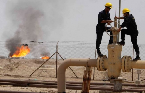 إرتفاع أسعار النفط