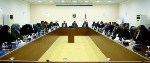 إعلان تشكيل كتلة الإصلاح والإعمار في مجالس المحافظات