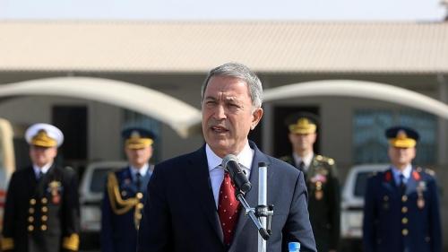 وزير الدفاع التركي نتابع دوماً تحركات الارهابيين في شمال العراق