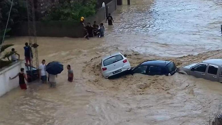 نينوى تعلن حالة الطوارئ وتشكل خلية أزمة لمواجهة السيول