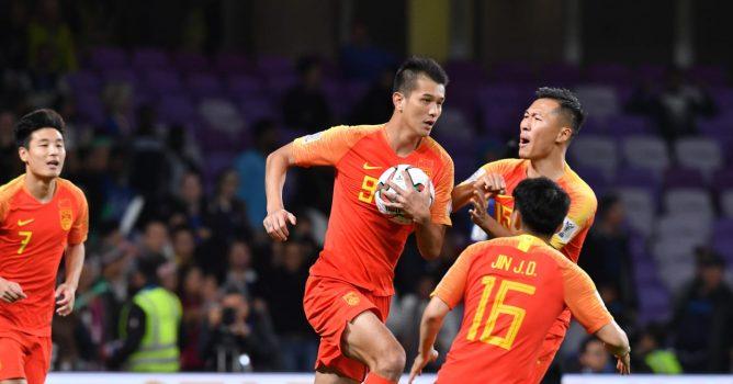 الصين تتغلب على تايلند وتتأهل إلى ربع نهائي كأس آسيا