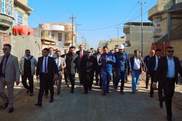بالفيديو.. عبد المهدي يتفقد مستشفى في الزبير ويتوجه لشركات النفط