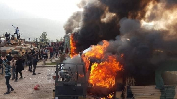 حكومة الاقليم: اياد مخربة وراء تظاهرات دهوك