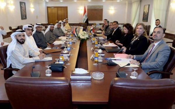 العراق والإمارات يعقدان إجتماعا تشاورياً ببغداد في هذه الملفات