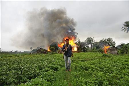 مقتل 78 بنغالياً في حريق ضخم