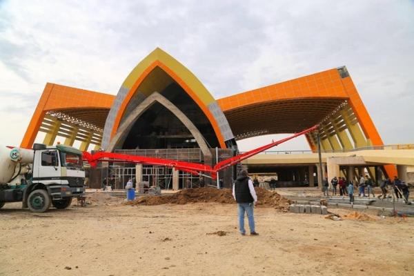 موعد افتتاح مراب النهضة الكبير وسط بغداد