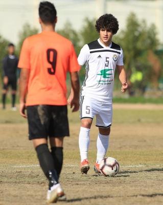 الزوراء يفقد نجمه في مباراة فريق الحسين الجمعة