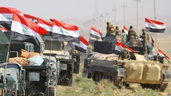 العمليات المشتركة توضح وضع ديالى وصلاح الدين والحدود مع سوريا