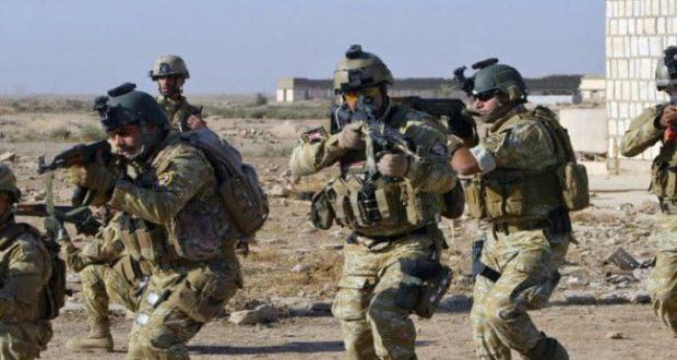 القوات الأمنية تنفذ عملية بين محافظتي صلاح الدين و نينوى لملاحقة العناصر الإرهابية