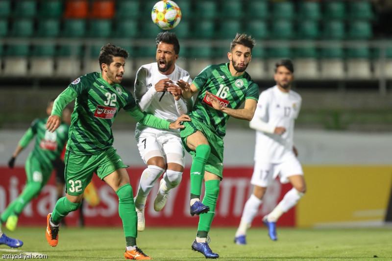 الزوراء يعود بنقطة من إيران في أولى مبارياته بدوري أبطال آسيا