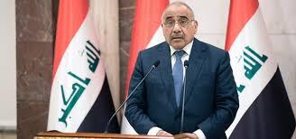 عبد المهدي: نحترم جميع فصائل الحشد الشعبي التي قدمت التضحيات