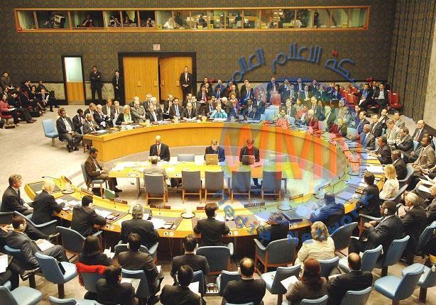 مجلس الامن يعلن مشروع بريطاني حول ليبيا