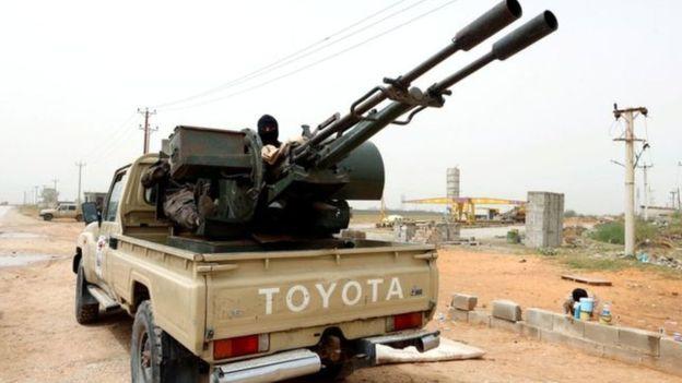 أميركا تحث على وقف العمليات العسكرية في ليبيا فورا