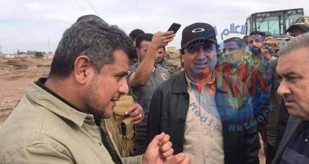 الحشد الشعبي في صلاح الدين يشكل لجنة لمتابعة منسوب المياه بالمحافظة