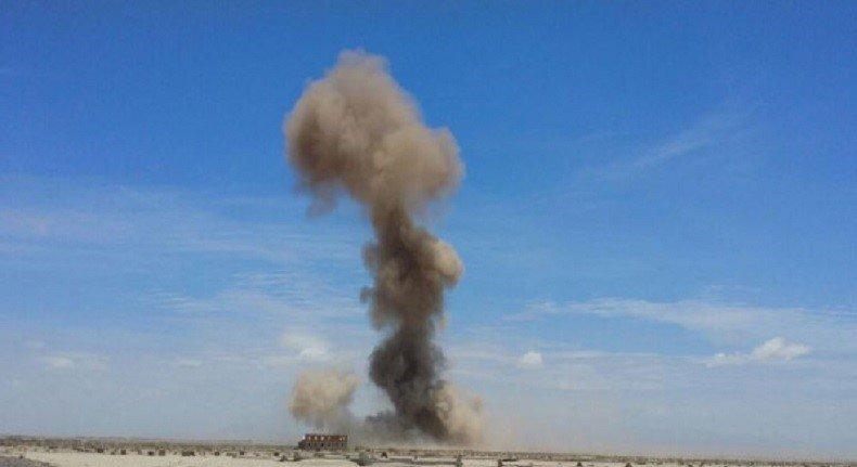 العمليات تنوه عن تفجير غربي بغداد